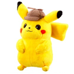 Pokemon Detective Pikachu Large Plush Toy Pehmo 20cm