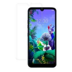 LG Q60 Tempered Glass Screen Protector Retail Package