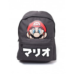 Super Mario Japanese Text Backpack School Bag 41x31x10cm