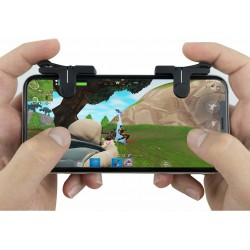 1 par Fortnite / PUBG mobil kontrol til iPhone / Android L1R1 shooter