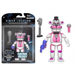 Funko Action Figure Five Nights At Freddy's Funtime Freddy Exclusive Funtime Freddy Exclusive 13741 Five Nights at Freddy's 2...