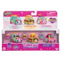 Shopkins Cutie Cars 3 Pack S3 Assorted
