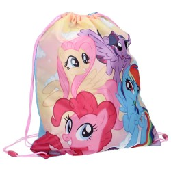 My Little Pony Ponyville Gym bag Sport Bag 42x35cm