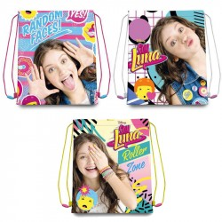 Soy Luna Gym bag Sport Bag 41x32cm Assorted