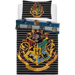 Harry Potter Crest Bed linen 135x200 + 48x74cm
