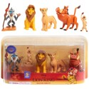 The Lion King Collectible Figure Set 5pcs Multi Pack Playset