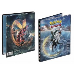 Pokemon Crimson Invasion Portfolio 4-lommer Ultra Pro-kort