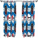 Star Wars Verhot Ready Made Curtains 168cm x 183cm