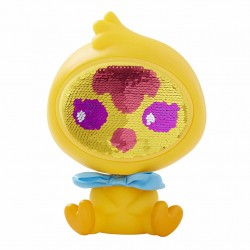 The Zequins Dazz Yellow Chicken Doll With Sequins
