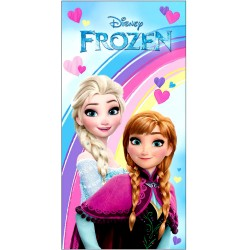 Disney Frozen Fast Drying Microfiber Kids Bath Towel 140*70cm