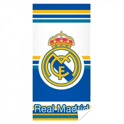 Real Madrid Bath Towel Fast Drying Microfiber 140*70cm