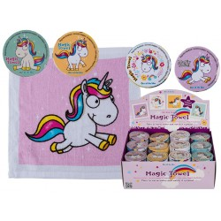 2-Pack Unicorn Mini Handduk 30*30cm 2-PACK Unicorn 99,00 kr product_reduction_percent