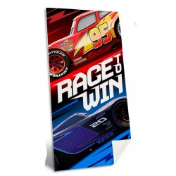 Disney Cars Race To Win Kids Towel 140x70cm