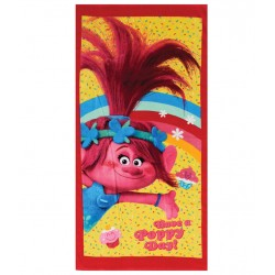 Trolls Handduk Badlakan 140*70cm Gul/Rosa TROLLS 199,00 kr product_reduction_percent