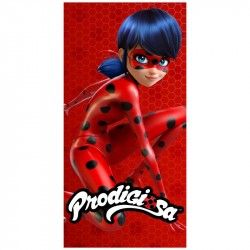 Miraculous Ladybug Handduk Badlakan 140*70cm Miraculous 199,00 kr product_reduction_percent