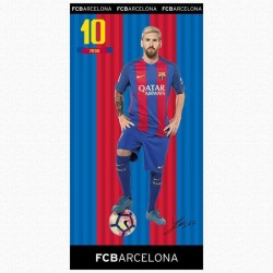 FC Barcelona Leo Messi Handduk Badlakan 150*75cm Messi FC Barcelona 299,00 kr product_reduction_percent