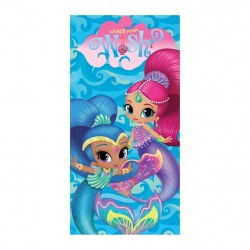 Shimmer & Shine Kids Fast Drying Microfiber Beach Towel Kids