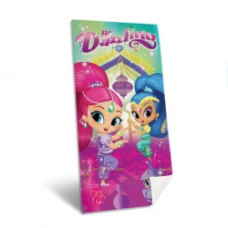Shimmer & Shine Handduk Badlakan 100% Bomull Shimmer and Shine 199,00 kr
