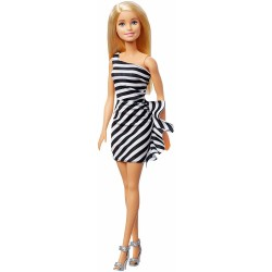 Barbie 60th Anniversary Inspiring Girls Doll Blonde 30cm
