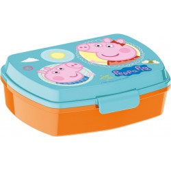 Peppa Pig Greta Pig Food Box