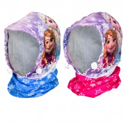 Disney Frozen Frost Elsa och Anna Mössa/Sjal/Vindskydd BLÅ Disney Frozen 149,00 kr product_reduction_percent