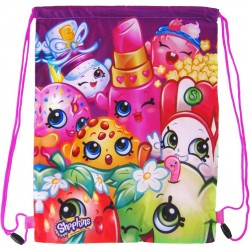 Shopkins Gym bag Sport Bag 41x33cm