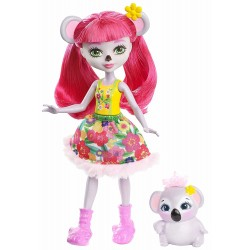 Enchantimals Karina Koala Doll 15cm