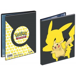 Ultra Pro Pokemon 4-Pocket Portfolio - Pikachu 2019