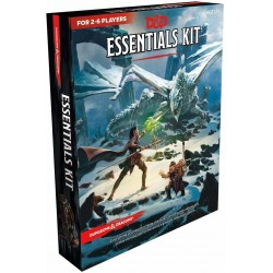 Dungeons & Dragons Essentials Kit Roleplaying Game
