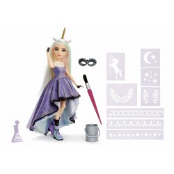 Project Mc2 Experiments With Doll McKeyla's Glue Tattoo Docka 28cm Project Mc2 Doll McKeyla Project MC2 299,00 kr