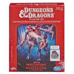 Dungeons & Dragons Stranger Things Roleplaying Game Starter Set