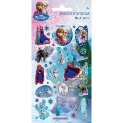 Disney Frozen Stickers Pack 6pcs Sheets