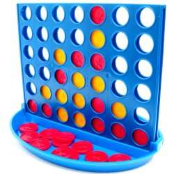 Traditional Games Line Up Connect 4 Board Game