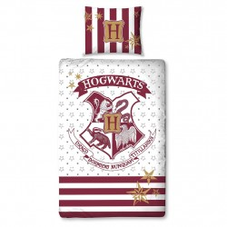 Harry Potter Hogwarts Bed linen 135x200 + 48x74cm