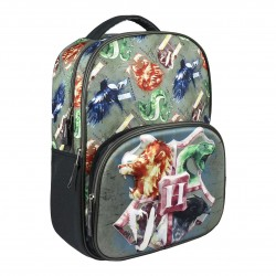 Harry Potter Hogwarts 3D Travel Backpack School Bag 41x31x12cm