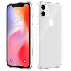 Ultratunn Mjuk Skal TPU iPhone 11 Genomskinligt Genomskinligt GL 99,00 kr product_reduction_percent