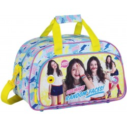 Soy Luna Random Faces Shoulder Bag Backpack 40x25x23cm