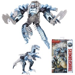Transformers: The Last Knight Premier Edition Deluxe Dinobot Slash Figure