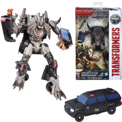 Transformers The Last Knight Premier Edition Deluxe Decepticon Berserker Decepticon Berserker C1322 Transformers 499,00 kr pr...