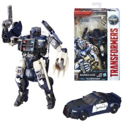 Transformers The Last Knight Premier Edition Deluxe Barricade Barricade C1321 Transformers 439,00 kr