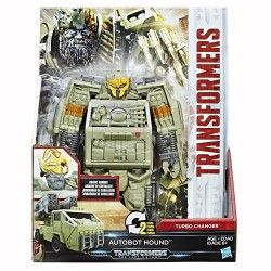 Transformers Knight Armor Turbo Changer Hound C3137 Autobot Hound Transformers 449,00 kr