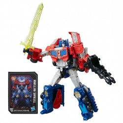 Transformers Generations Titans Return Optimus Prime and Diac C0276 Optimus Prime & Diac Transformers 399,00 kr