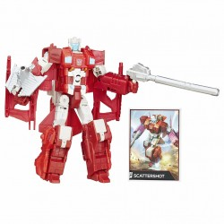 Transformers Generations Combiner Wars Scattershot Figure 20cm B4664 Scattershot Transformers 379,00 kr