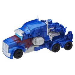 Transformers 1-Step Turbo Changer Optimus Prime 11cm C1312 Optimus Prime Transformers 239,00 kr