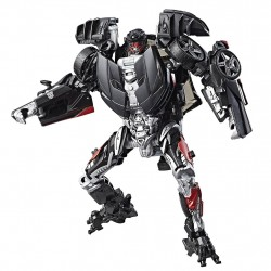 Transformers Deluxe Class Unite Autobot Hot Rod Deluxe Class Autobot Hot Rod Transformers 379,00 kr