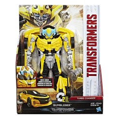 Transformers Knight Armor Turbo Changer Bumblebee C1319 Turbo Changer Bumblebee Transformers 499,00 kr