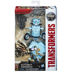 Transformers Deluxe Class Premier Edition Autobot Sqweeks