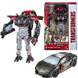 Transformers Autobots Forene Flip & Change Autobot Hot Rod
