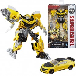 Transformers The Last Knight Premier Edition Deluxe Bumblebee Bumblebee C2962 Transformers 449,00 kr