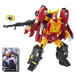 Transformatorer Generationer Power of the Primes Rodimus Prime